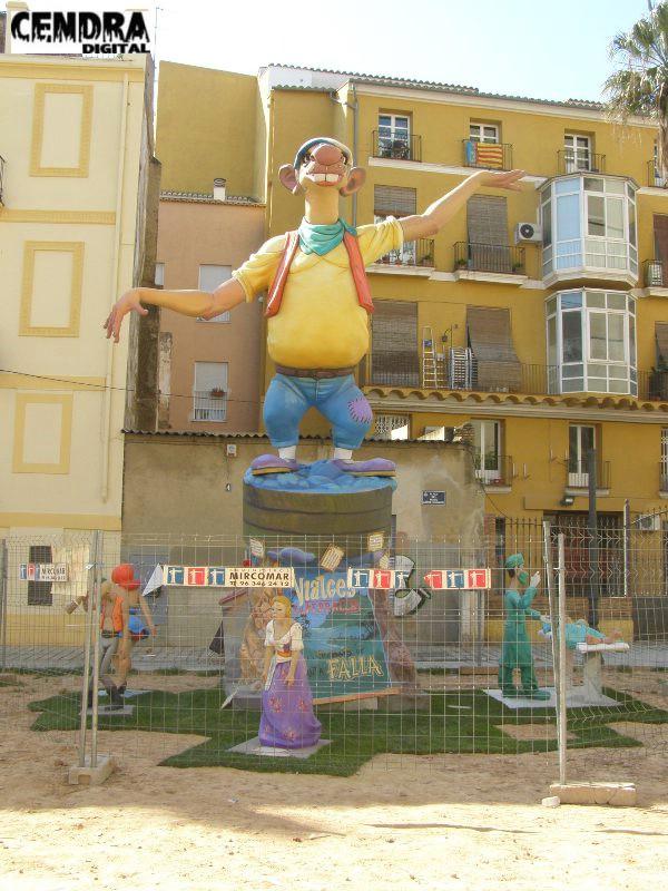 018-San Miguel- Plaza Vicente Iborra
