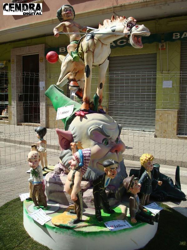025-Camino de Alba- Castillo de Cullera infantil