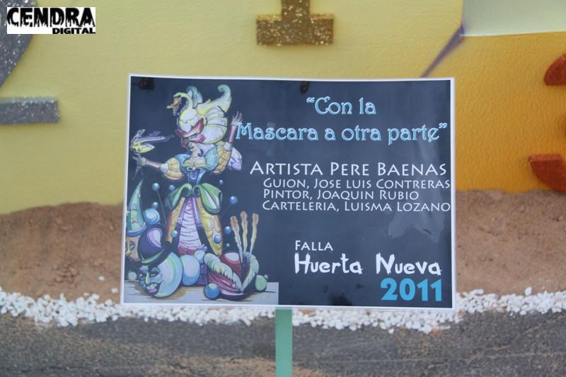 Falla Huerta Nueva, Pere Baenas (10)