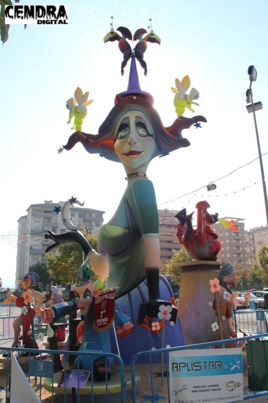 Falla Ronda San Pascual 2011 (1)