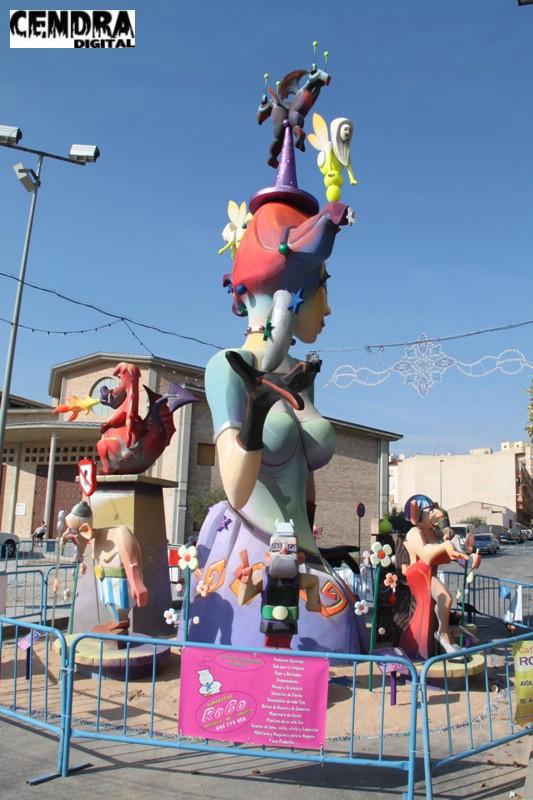 Falla Ronda San Pascual 2011 (10)
