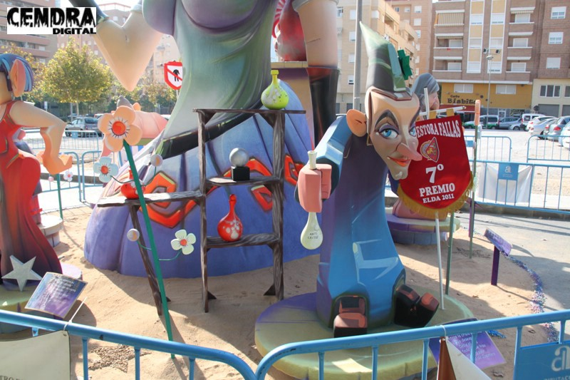 Falla Ronda San Pascual 2011 (15)