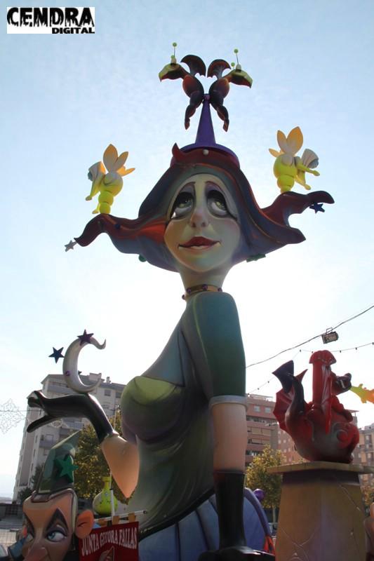 Falla Ronda San Pascual 2011 (2)