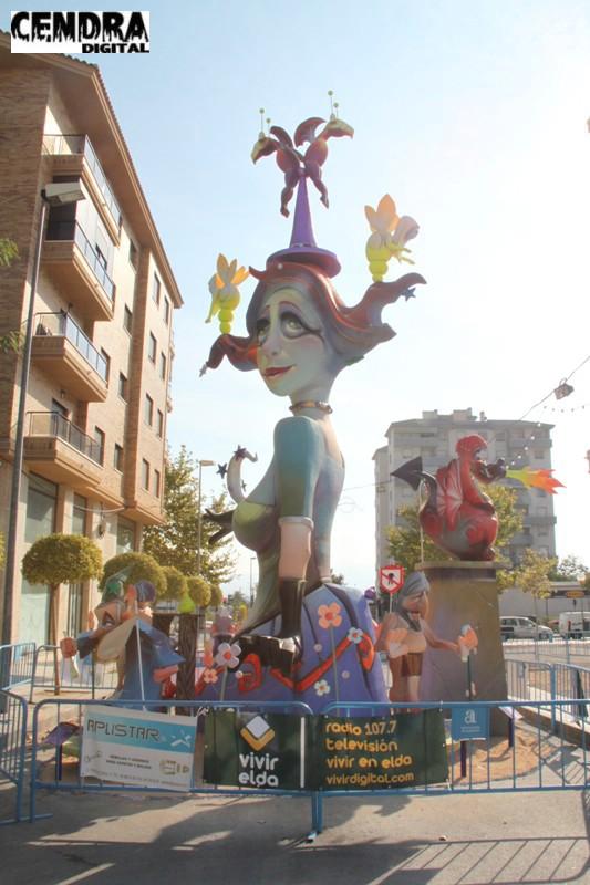 Falla Ronda San Pascual 2011 (5)