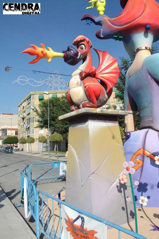 Falla Ronda San Pascual 2011 (6)