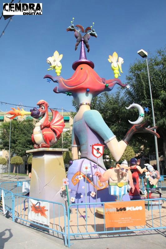 Falla Ronda San Pascual 2011 (8)