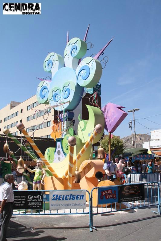 Falla Trinquete 2011 (22)