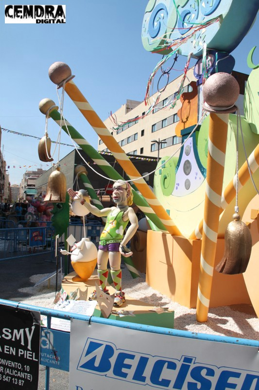 Falla Trinquete 2011 (23)
