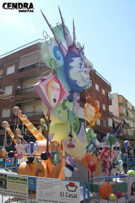 Falla Trinquete 2011 (31)