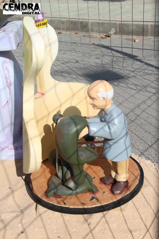 Falla infantil Ronda San Pascual (11)
