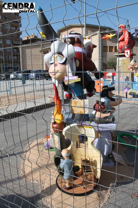 Falla infantil Ronda San Pascual (12)