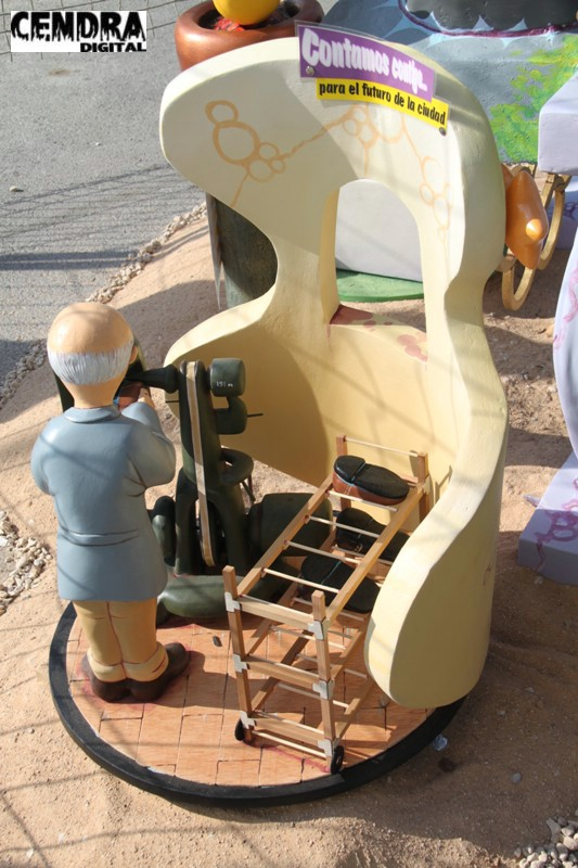 Falla infantil Ronda San Pascual (14)