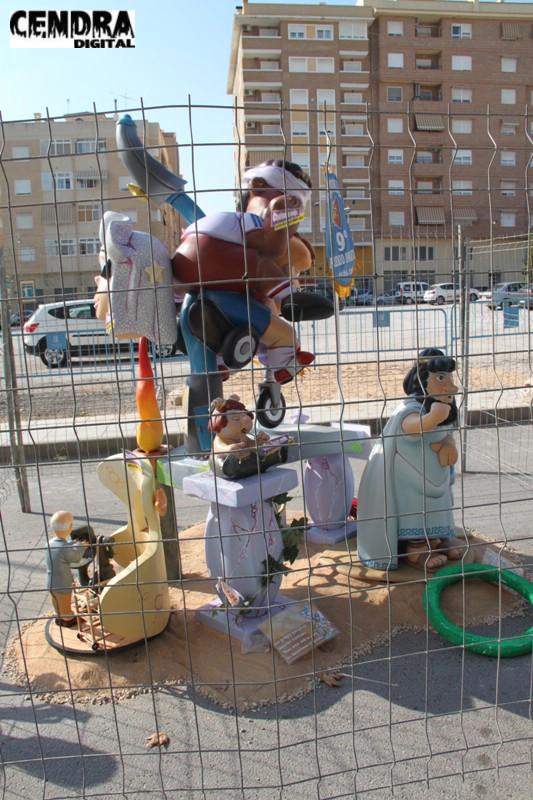 Falla infantil Ronda San Pascual (16)