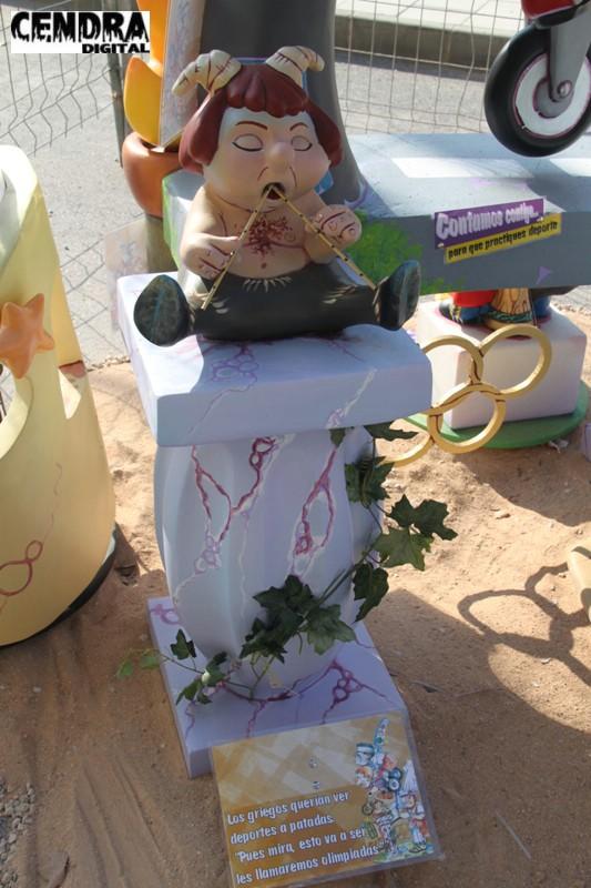 Falla infantil Ronda San Pascual (17)