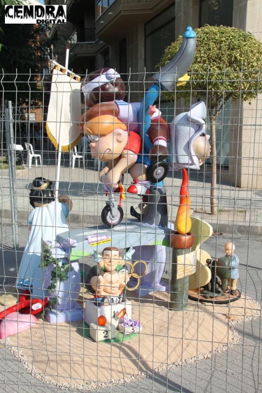 Falla infantil Ronda San Pascual (6)