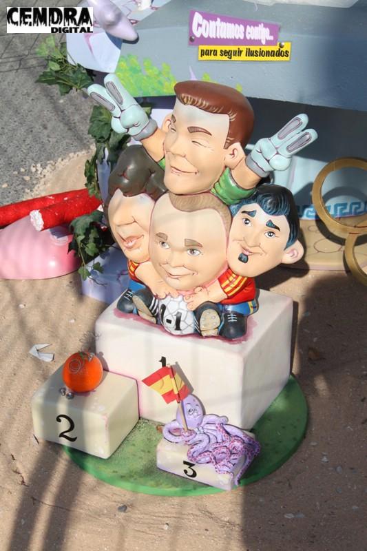 Falla infantil Ronda San Pascual (8)