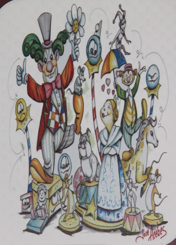 04-Boceto Falla Pie de la Cruz infantil