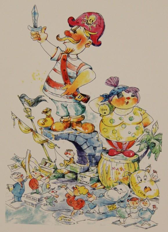 Bocetos Fallas Benicalap Campanar 2012 (1)