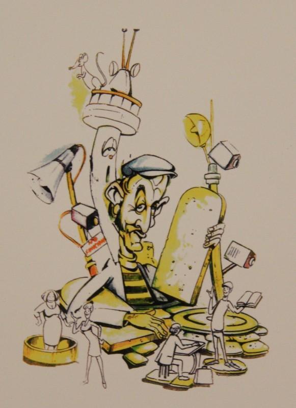 Bocetos Fallas Benicalap Campanar 2012 (17)