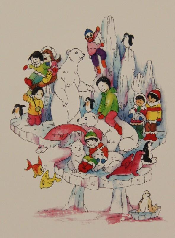 Bocetos Fallas Benicalap Campanar 2012 (20)