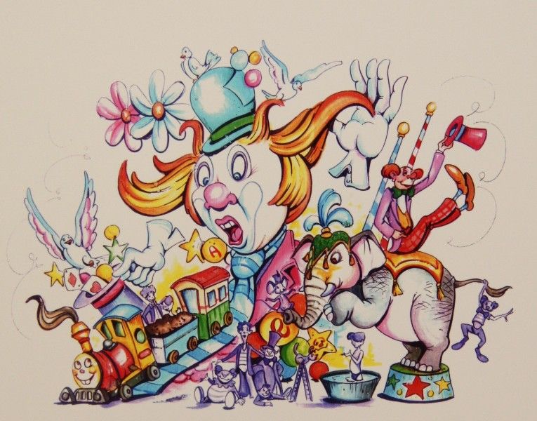 Bocetos Fallas Benicalap Campanar 2012 (24)