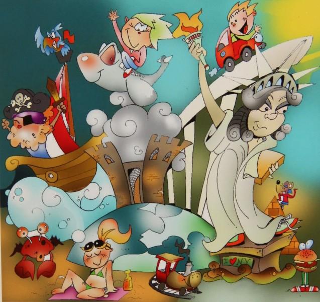 Bocetos Fallas Benicalap Campanar 2012 (26)