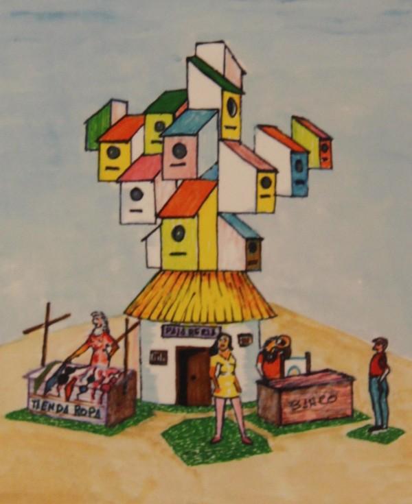 Bocetos Fallas Benicalap Campanar 2012 (3)