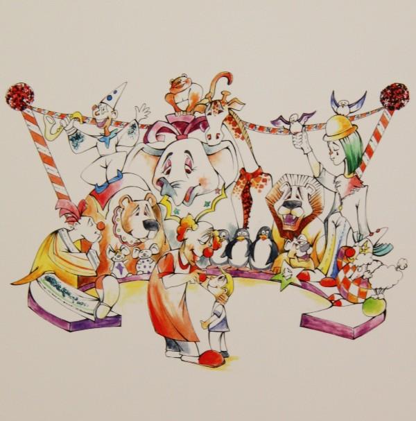 Bocetos Fallas Benicalap Campanar 2012 (30)