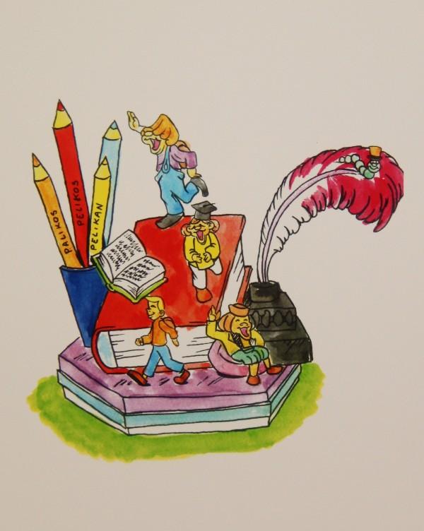 Bocetos Fallas Benicalap Campanar 2012 (32)