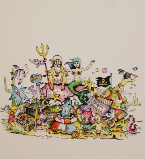 Bocetos Fallas Benicalap Campanar 2012 (34)