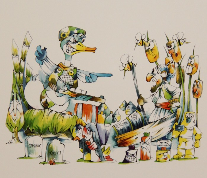 Bocetos Fallas Benicalap Campanar 2012 (39)