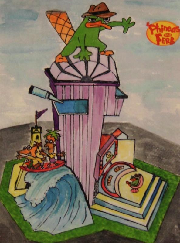 Bocetos Fallas Benicalap Campanar 2012 (4)