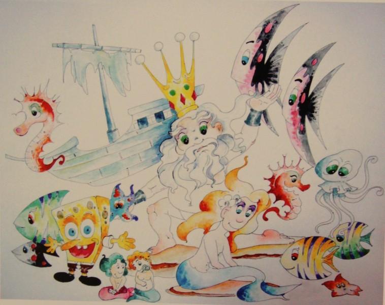 Bocetos Fallas Benicalap Campanar 2012 (48)