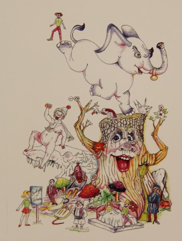 Bocetos Fallas Benicalap Campanar 2012 (51)
