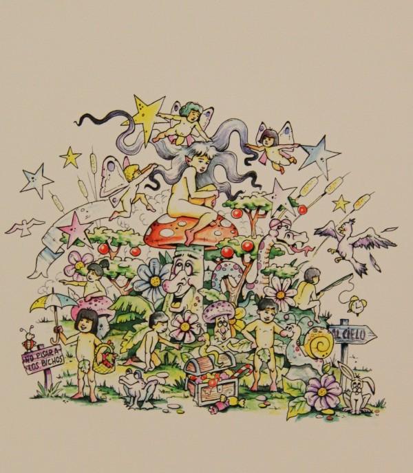 Bocetos Fallas Benicalap Campanar 2012 (52)