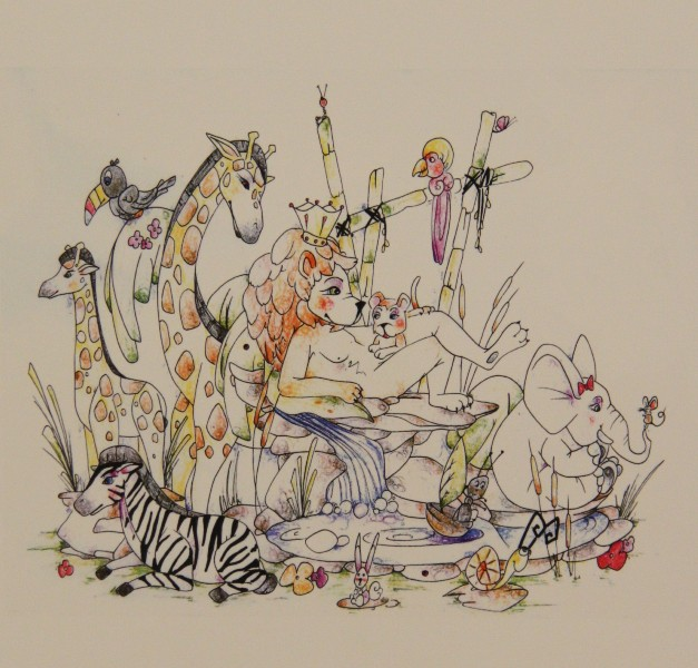 Bocetos Fallas Benicalap Campanar 2012 (56)