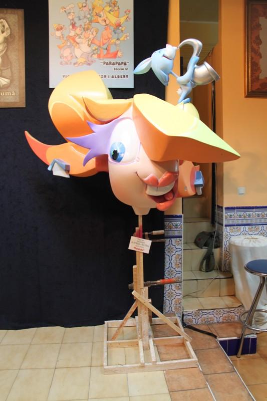 Falla Santa Maria Micaela infantil 2012 (2)