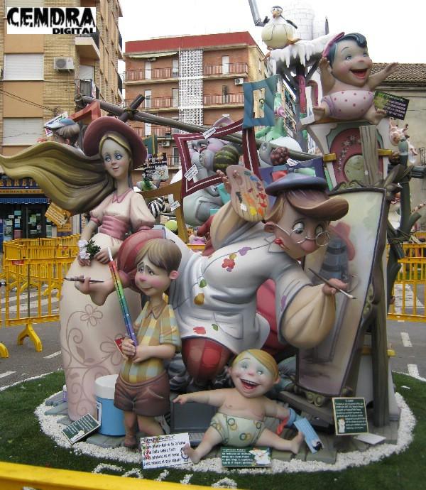 03-111-Av Burjasot- Padre Carbonell infantil