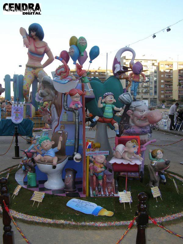 03-316-Archiduque Carlos - Musico Gomis infantil
