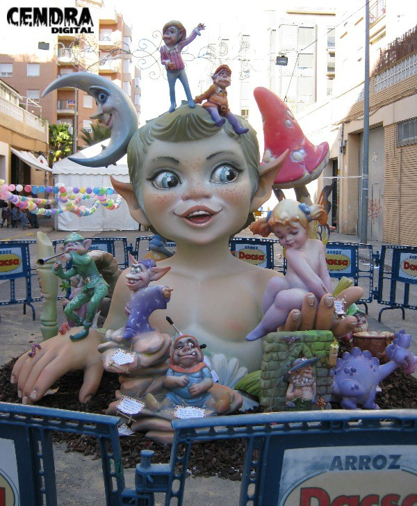 04-188-Av Primado Reig- Vinaroz infantil