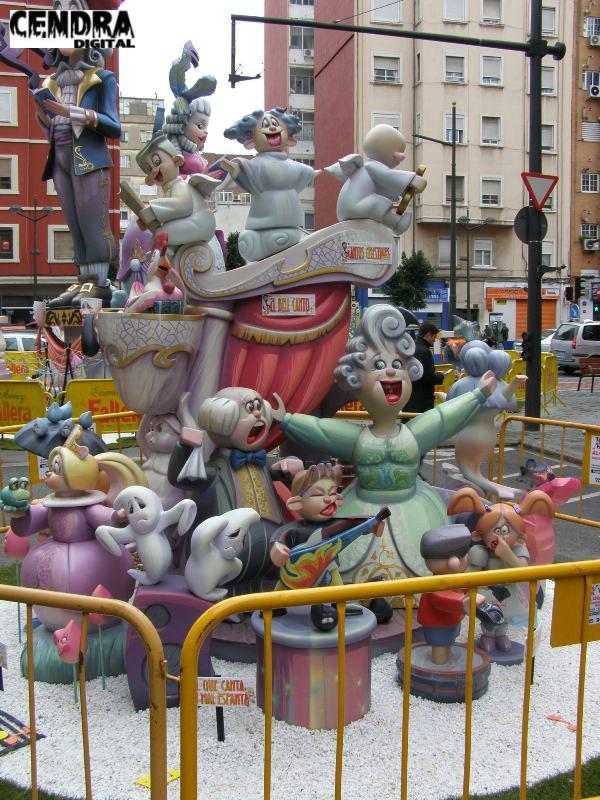 05-174-Pintor Salvador Abril- Peris y Valero infantil