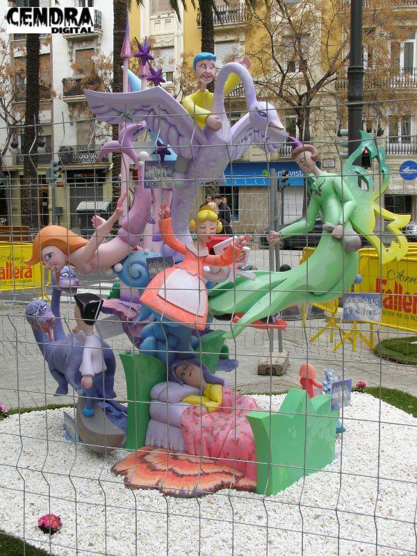 10-170-Reino de Valencia- San Valero infantil
