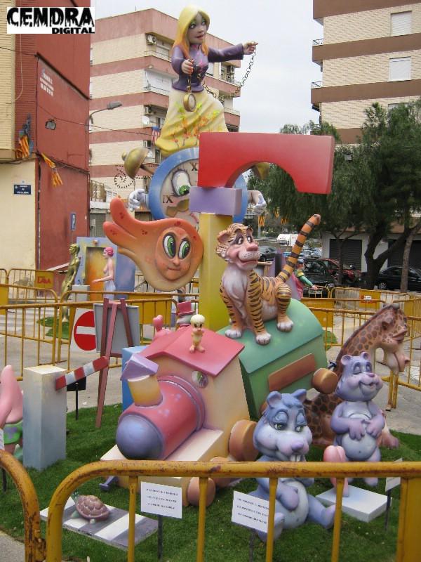 10-356-Evaristo Bas-Cullera infantil