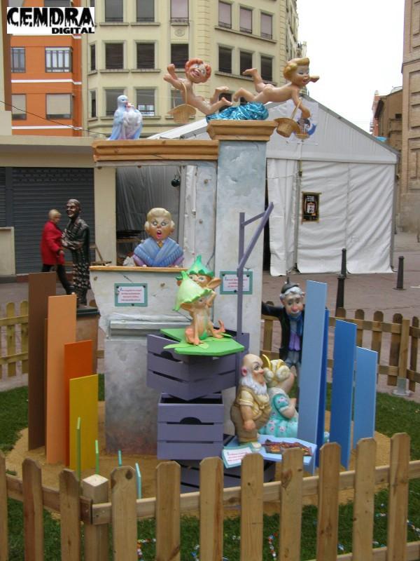 13-002-Plaza del Mercado de Ruzafa infantil
