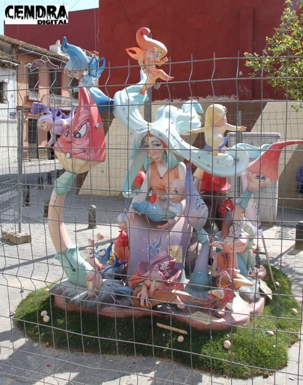 14-153-San Pedro- Virgen de Vallivana infantil