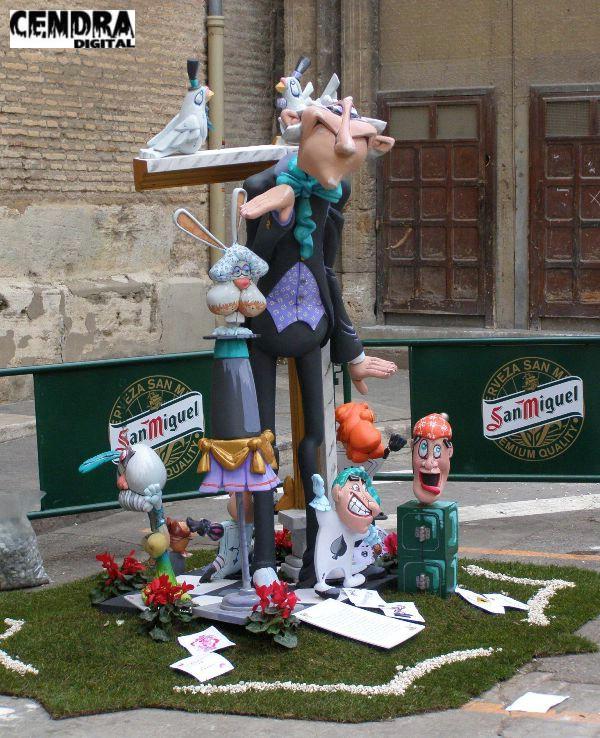 16-091-Pintor Domingo- Guillem de Castro infantil