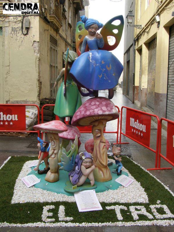 16-092-En Sendra- Plaza de Coll infantil