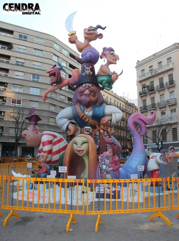 1B-053-Plaza del Pintor Segrelles