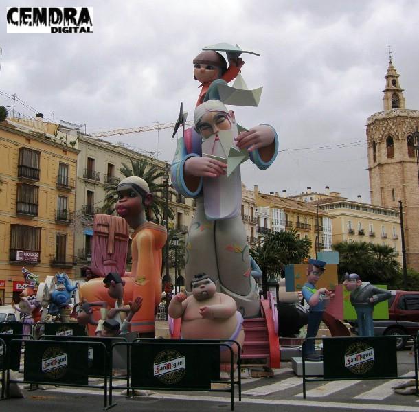 1B-143- Reina- Paz- San Vicente