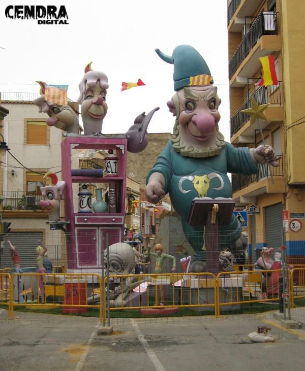 6A-362-Luz Casanova-Pare Espasa (Quart de Poblet)